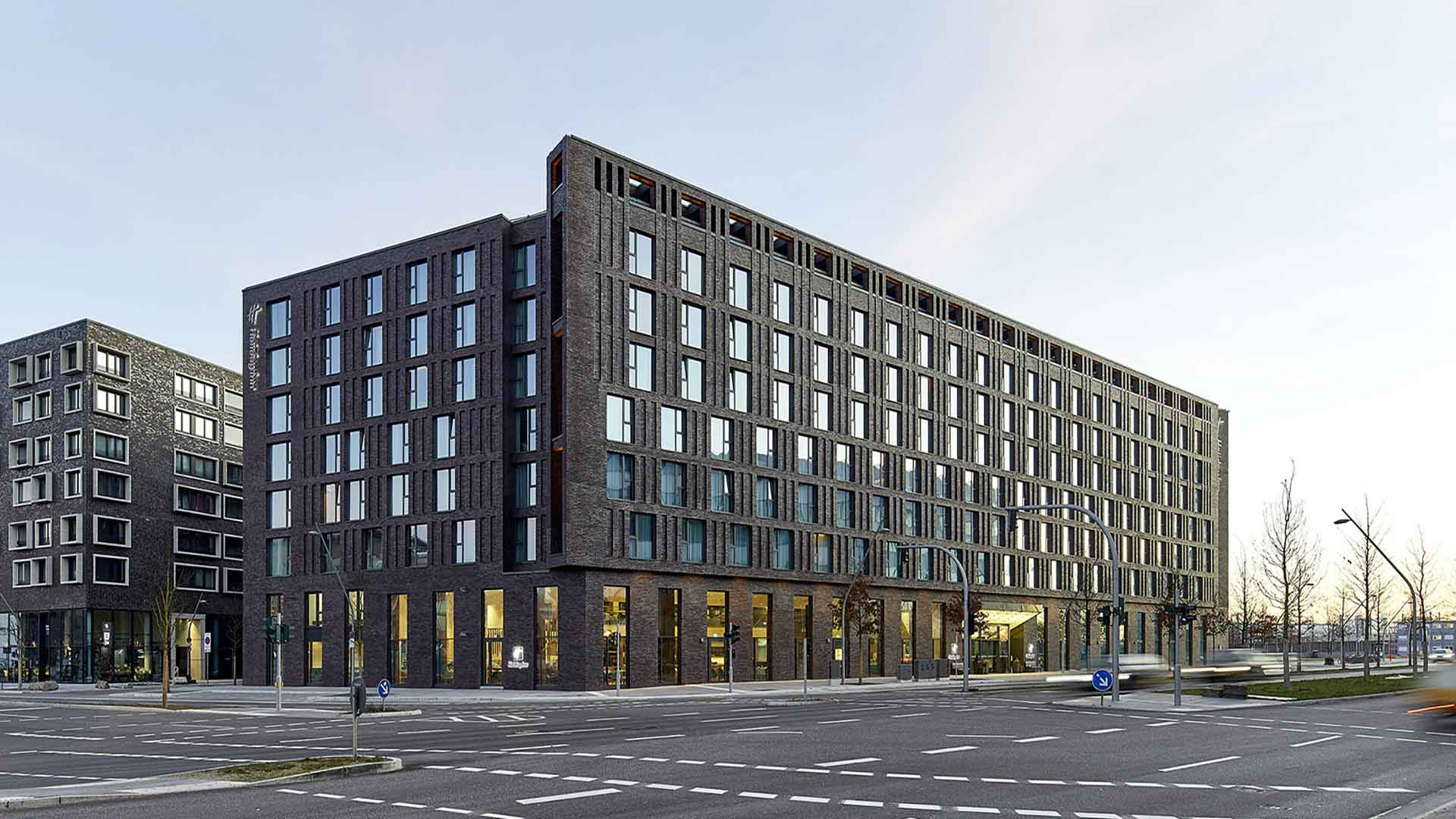 Hotel Holiday Inn, Hafencity Hamburg